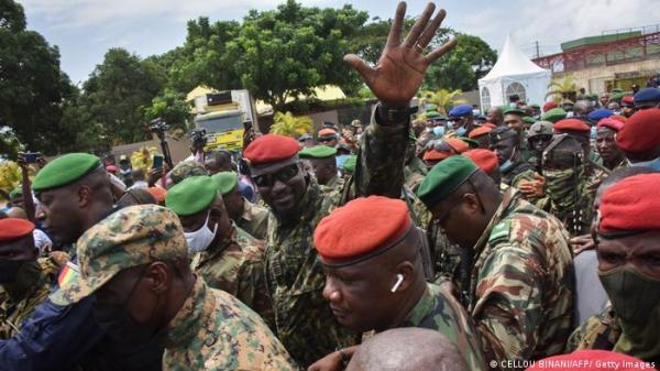 USAfrica: Coup, events in Guinea reflect Africa's crisis of leadership. By Chidi Amuta