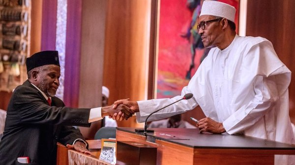 USAfrica: Nigerian judges' nefarious interventions in political party matters. By Chidi Amuta