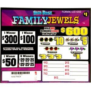 1050PACK Family Jewels
