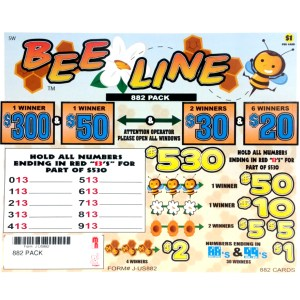 882PACK Bee Line (1)