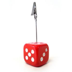 Dice Bingo Ticket Admission Holders