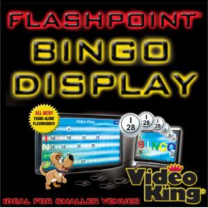 Flashpoint Bingo Display Package