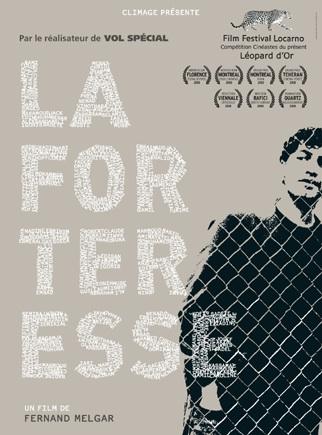Affiche du film La forteresse