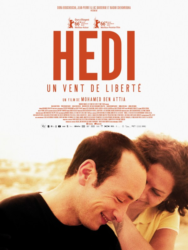 Affiche Film Hedi de Mohamed Ben Attia