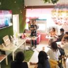 うさぎカフェ うさぎ専門店 かわいいカフェ