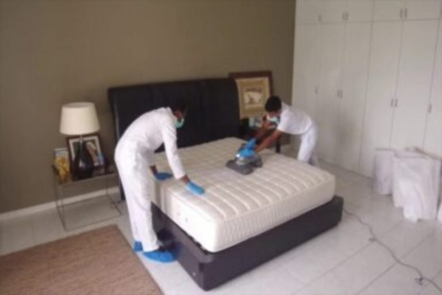 How Do You Sanitize And Disinfect The Mattress?