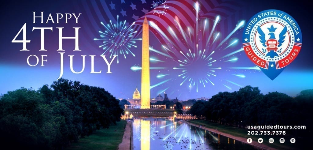 4th of July in Washington DC