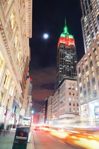Empire State Building | Night View