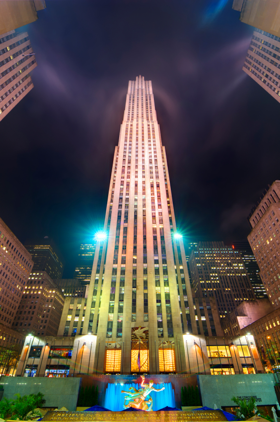 Rockefeller center tour nyc attractions usa guided tours for 10 rockefeller plaza 4th floor new york ny 10020