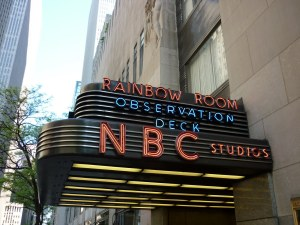 NBC Studios NYC