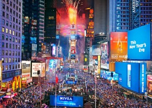 New York City | Times Square at Night | USA Guided Tours NY