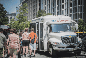 USA Guided Tours Bus