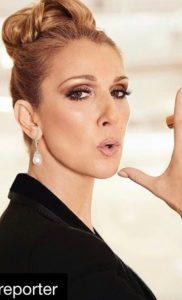 Céline Dion Le Celine Eyelashes