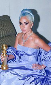 Lady Gaga Le Celine Lashes