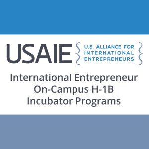 USAIE On Campus H-1B Incubator Programs