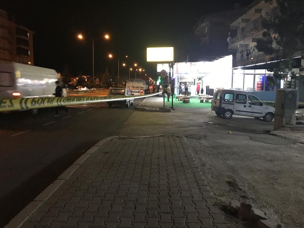 Uşak'ta silahlı kavga; 2 yaralı