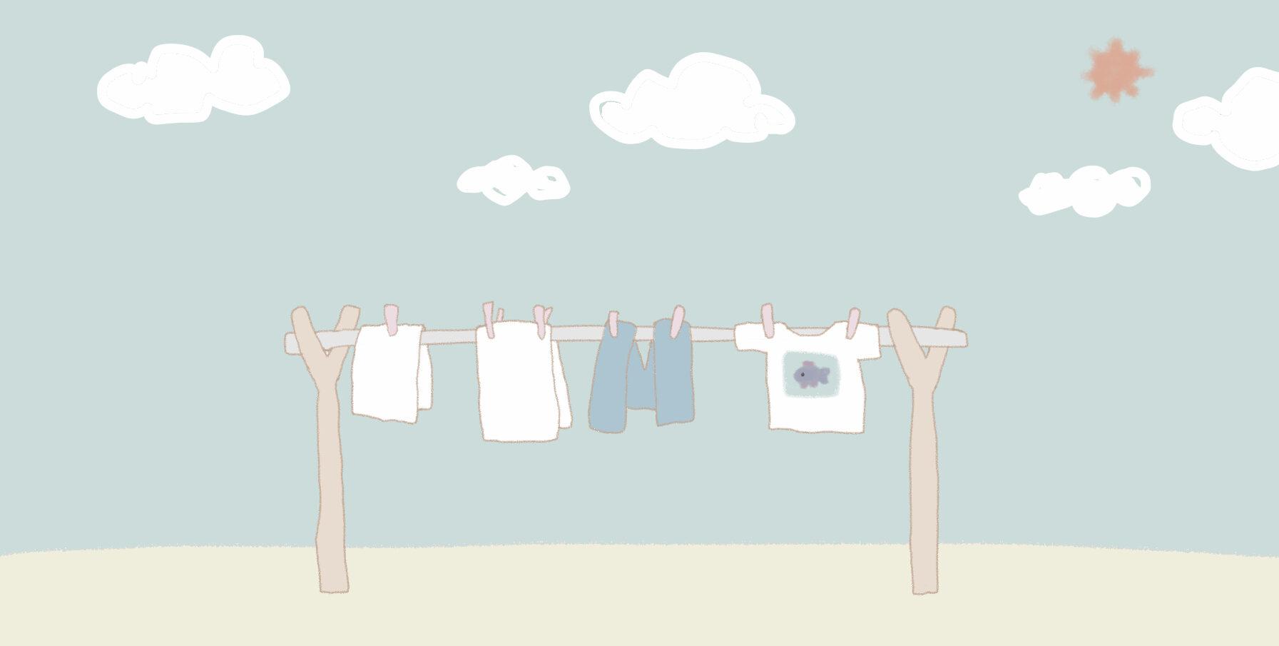 【93】洗濯物の「生乾き臭」の本当の原因