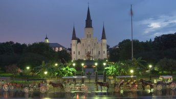 Travels in New Orleans & South Louisiana