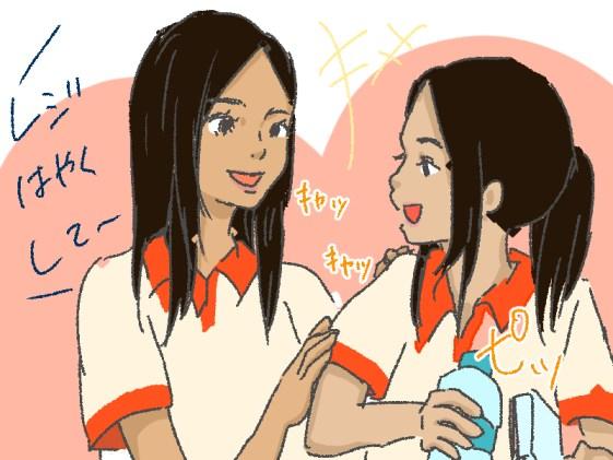 フィリピン人の働き方。コンビニ店員もおしゃべり、スマホは当たり前!日本と働き方比較