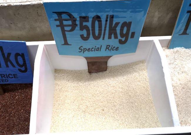 フィリピンのローカルマーケットで日本のお米を発見した値段