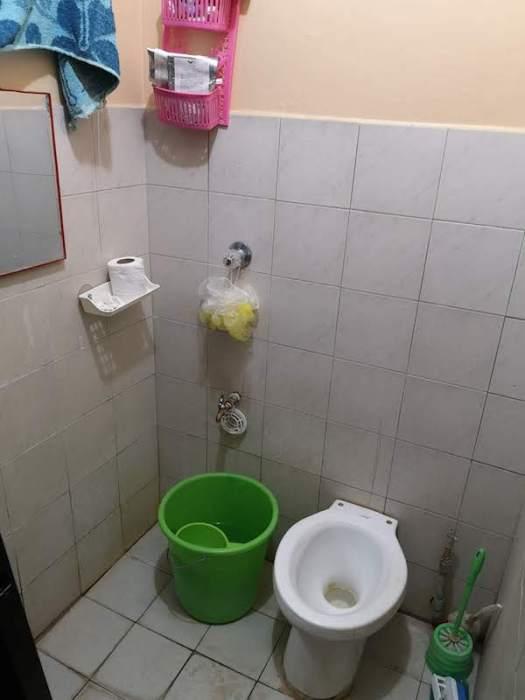 フィリピン田舎の家のトイレとお風呂