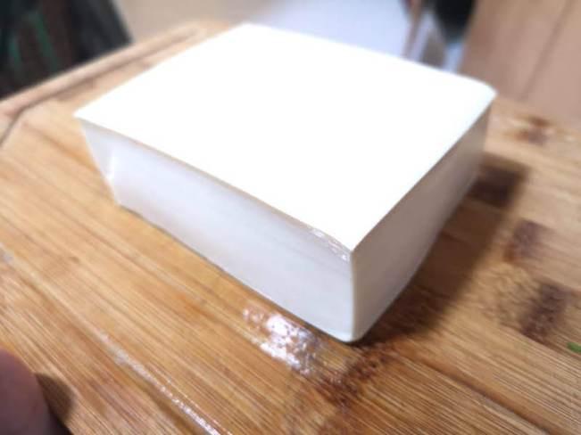カルティマールマーケットの豆腐の実食