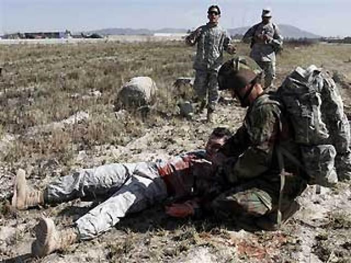 Afghanistan War Casualties American