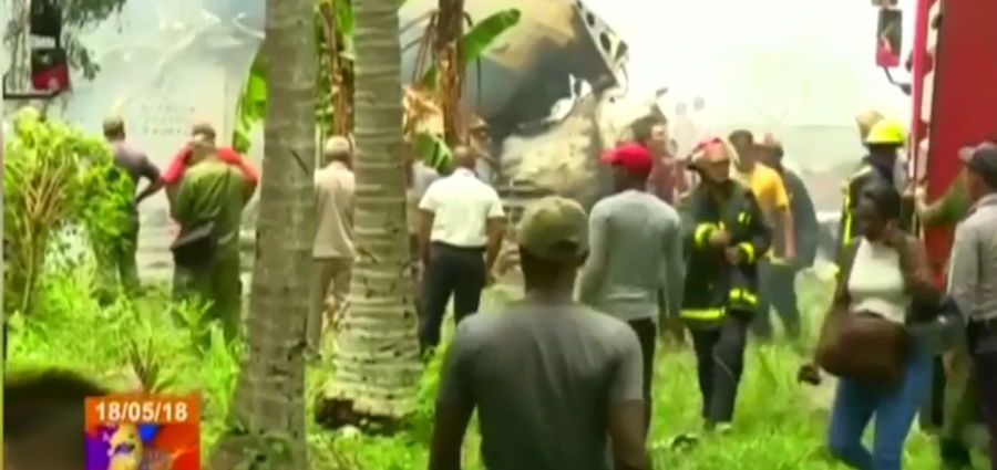 More Than 100 People Are Believed Dead After An Airliner Crashed In Cuba