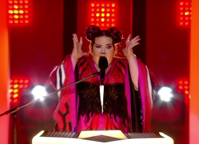 Israel's Netta Wins the 2018 Eurovision Song Contest!