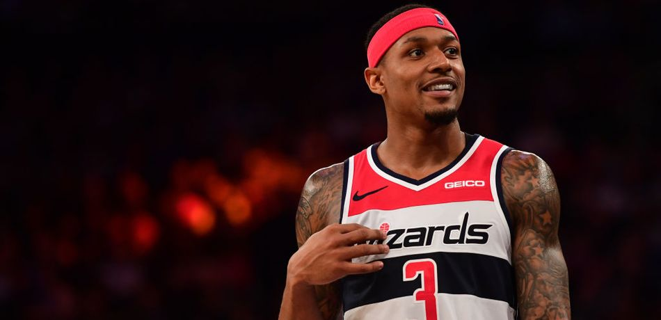 Bradley Beal of the Wizards