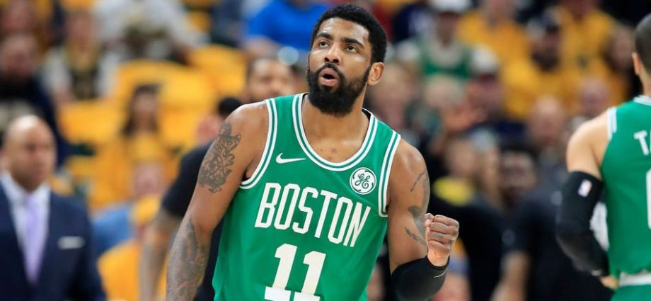 fe33e1b013e NBA Rumors: Clippers Received 'Quick No' When They Called Celtics About  Kyrie Irving Trade, Per 'The Athletic'   USA News Digest