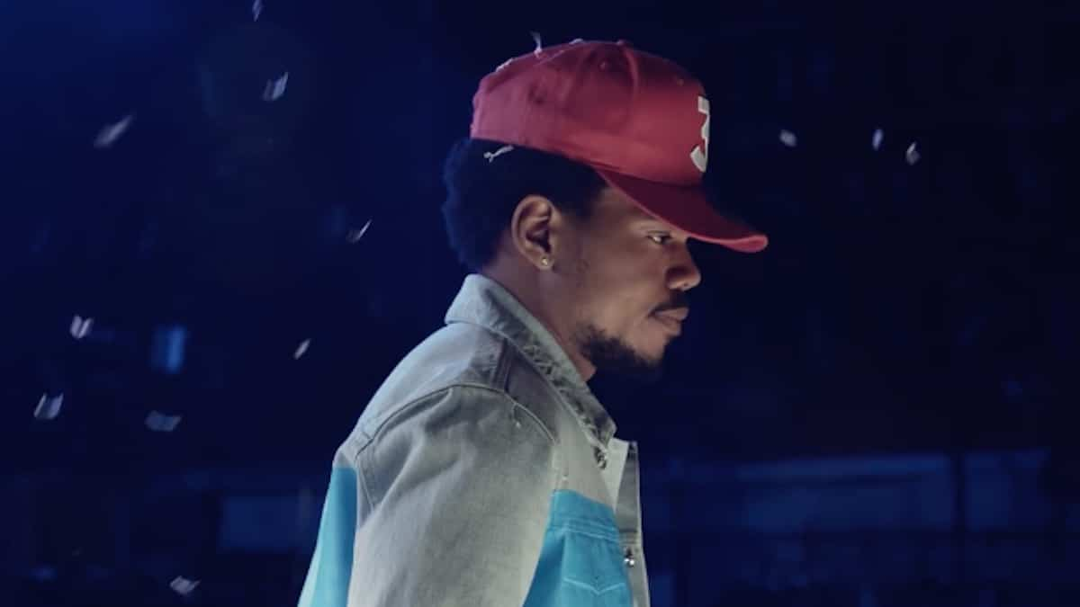 hip hop star chance the rapper released the big day on july 26