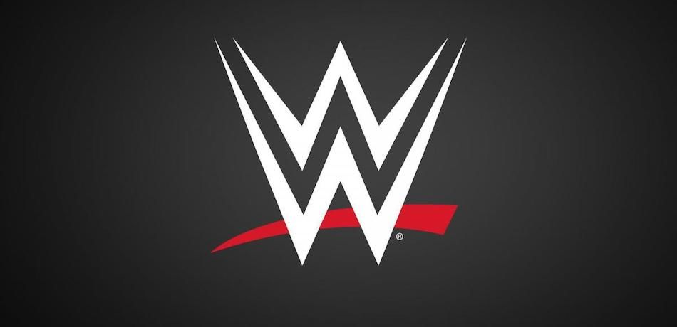 A photo of the official WWE logo.