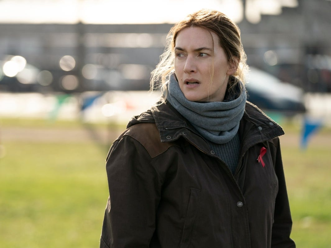 Mare of Easttown Kate Winslet 1