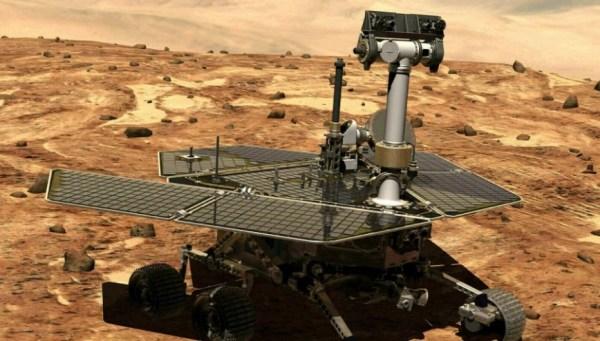 Silenced by intense Mars dust storm Nasa makes final