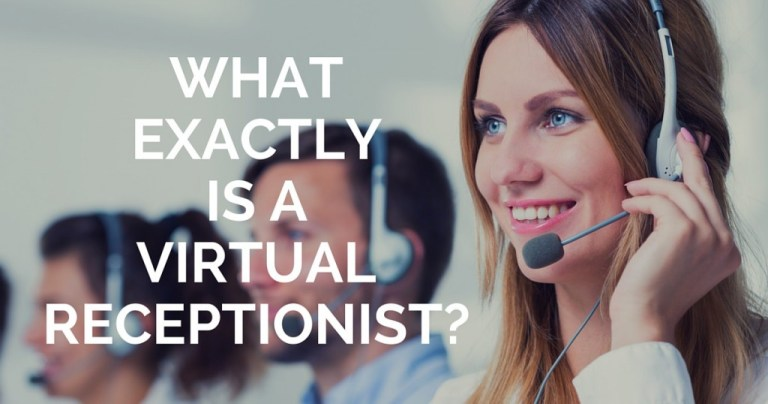Read more about the article What Exactly is a Virtual Receptionist?