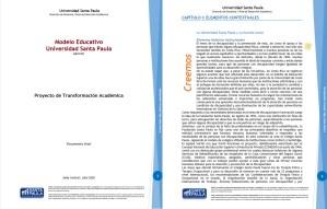 Lee más sobre el artículo Actualización del Modelo Educativo en U Santa Paula: una oportunidad para la transformación académica y el aprendizaje con visión de futuro.