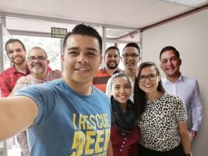#GenteSantaPaula: los rostros conocidos de la gente de nuevo ingreso.