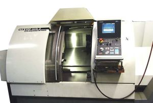 Gildemeister CTX 400