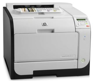 HP M451dw Color LaserJet Printer
