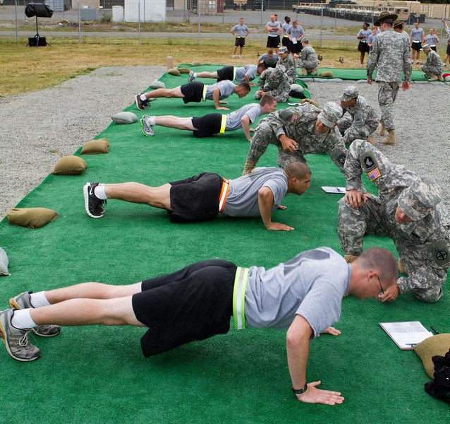 Army PT Test 10/14 | USArmyBasic