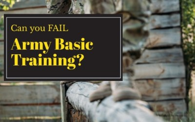 Can you fail Basic Training in the Army?