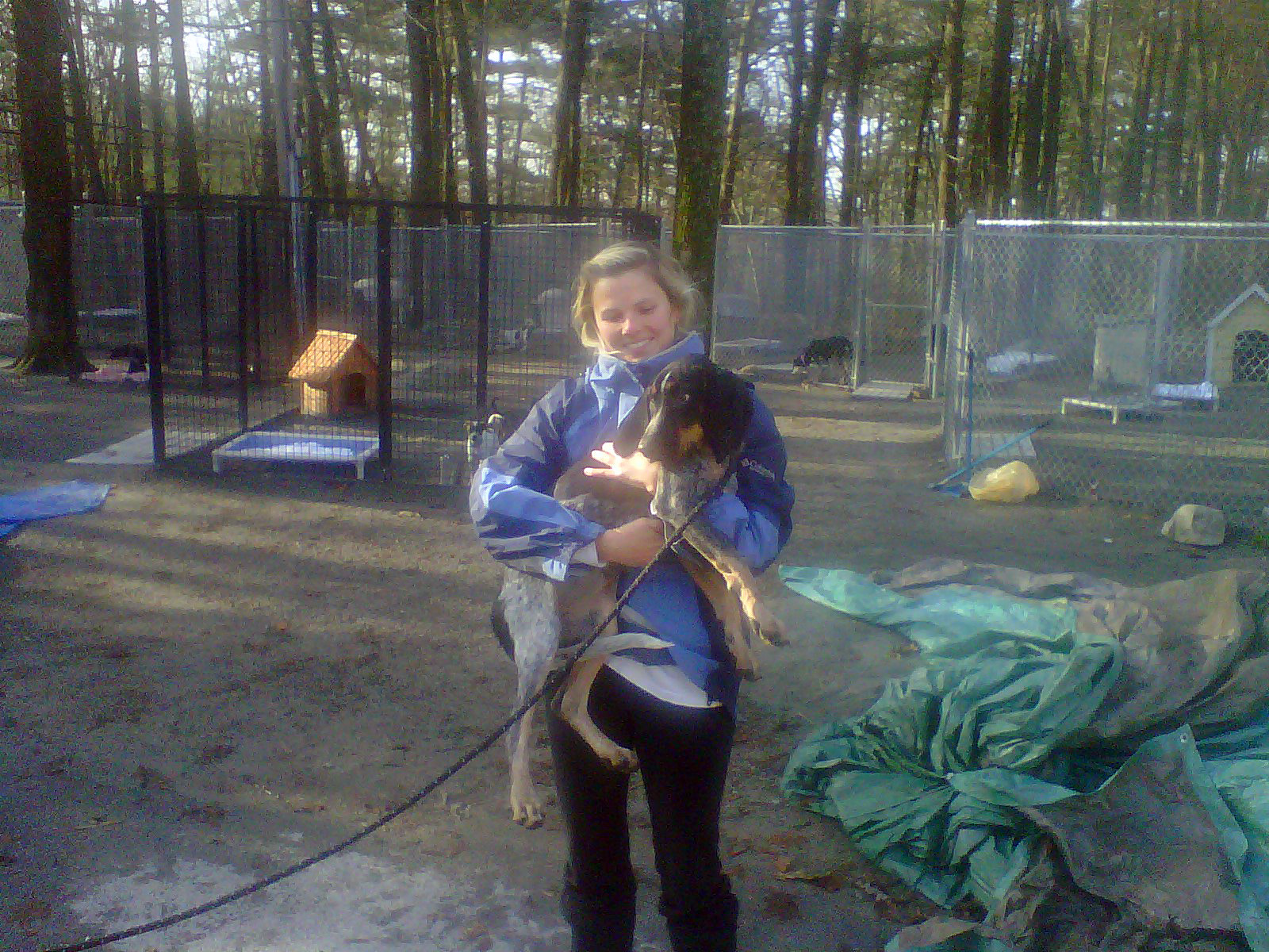 Delivery To Baypath Humane Society USA Roofing
