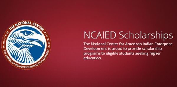 NCAIED American Indian Business Scholarship Program - 2018 ...