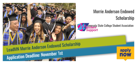 Scholarships At LeadMN Morrie Anderson Endowed