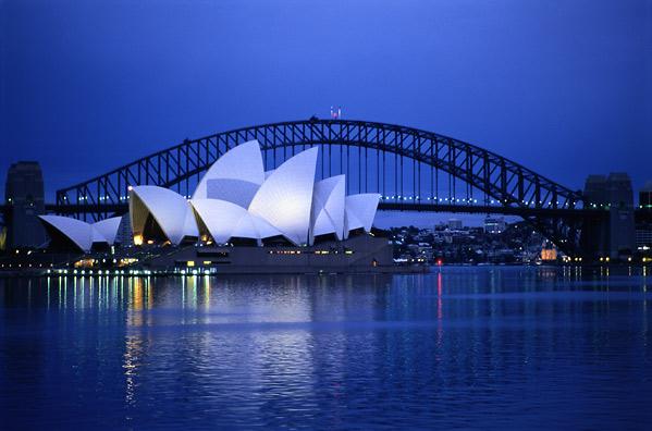 R&R in Sydney (1/6)