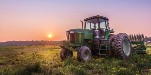 Farm Vehicle Tracking from USAT