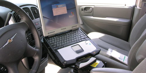 Mobile Router Installations in Fleet Vehicles by USAT
