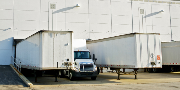 Distribution and Logistics Tracking for Manufacturing Plants