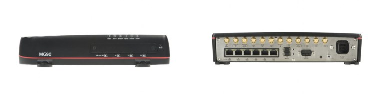 AirLink® MG90 LTE-Advanced, Multi-Network Vehicle Router from Sierra Wireless